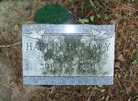 HILLIARY, HARLIN - Benton County, Arkansas | HARLIN HILLIARY - Arkansas Gravestone Photos
