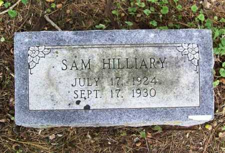 HILLIARY, SAM - Benton County, Arkansas | SAM HILLIARY - Arkansas Gravestone Photos