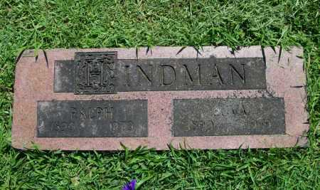 HINDMAN, LUVA - Benton County, Arkansas | LUVA HINDMAN - Arkansas Gravestone Photos