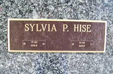 ARNOLD HISE, SYLVIA PAULINE - Benton County, Arkansas | SYLVIA PAULINE ARNOLD HISE - Arkansas Gravestone Photos