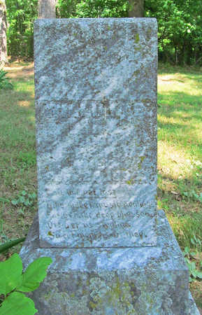 HIX, WILLIAM B - Benton County, Arkansas | WILLIAM B HIX - Arkansas Gravestone Photos