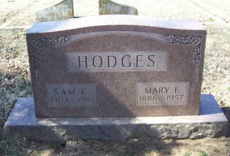 HODGES, MARY E. - Benton County, Arkansas | MARY E. HODGES - Arkansas Gravestone Photos
