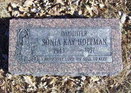 HOFFMAN, SONIA KAY - Benton County, Arkansas | SONIA KAY HOFFMAN - Arkansas Gravestone Photos