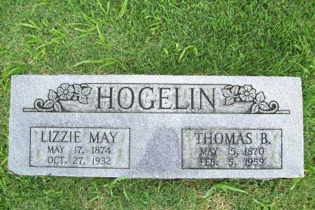 HOGELIN, LIZZIE MAY - Benton County, Arkansas | LIZZIE MAY HOGELIN - Arkansas Gravestone Photos