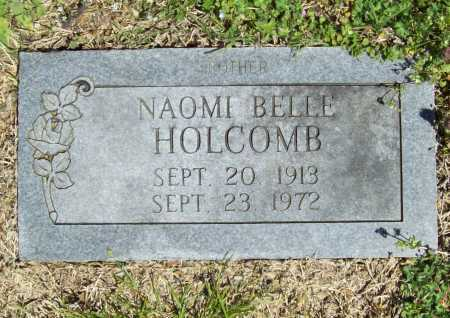 HOLCOMB, NAOMI BELLE - Benton County, Arkansas | NAOMI BELLE HOLCOMB - Arkansas Gravestone Photos