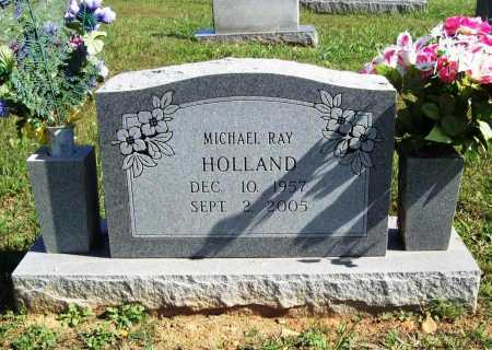 HOLLAND, MICHAEL RAY - Benton County, Arkansas | MICHAEL RAY HOLLAND - Arkansas Gravestone Photos