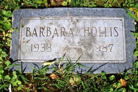 HOLLIS, BARBARA - Benton County, Arkansas | BARBARA HOLLIS - Arkansas Gravestone Photos