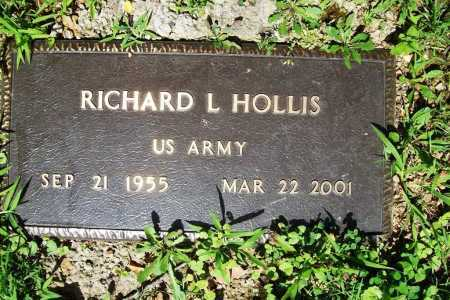 HOLLIS (VETERAN), RICHARD L. - Benton County, Arkansas | RICHARD L. HOLLIS (VETERAN) - Arkansas Gravestone Photos