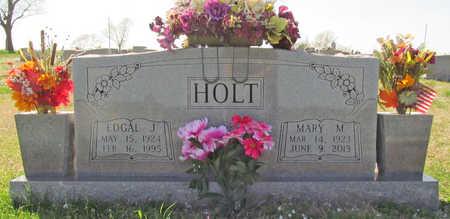 HOLT, EDGAL JOSEPH - Benton County, Arkansas | EDGAL JOSEPH HOLT - Arkansas Gravestone Photos