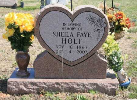 PEACHEE HOLT, SHEILA FAYE - Benton County, Arkansas | SHEILA FAYE PEACHEE HOLT - Arkansas Gravestone Photos
