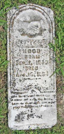 HOOD, JAMES P - Benton County, Arkansas | JAMES P HOOD - Arkansas Gravestone Photos