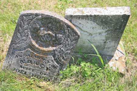 HOOD, NANCY - Benton County, Arkansas   NANCY HOOD - Arkansas Gravestone Photos