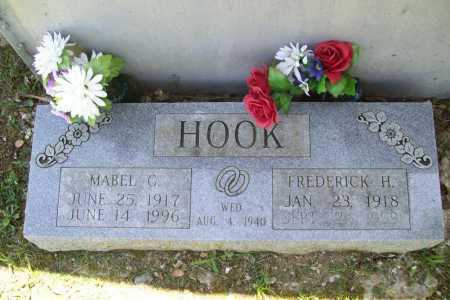 HOOK, MABEL C. - Benton County, Arkansas | MABEL C. HOOK - Arkansas Gravestone Photos