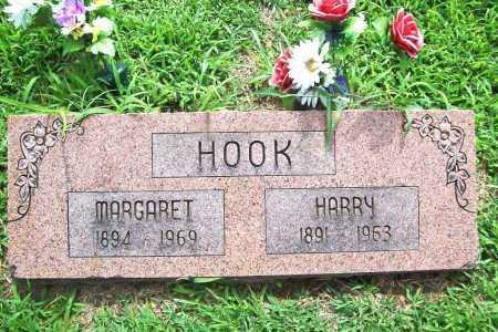 HOOK, MARGARET - Benton County, Arkansas | MARGARET HOOK - Arkansas Gravestone Photos