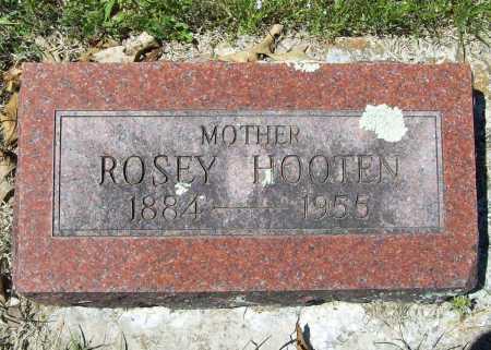 HOOTEN, ROSEY - Benton County, Arkansas | ROSEY HOOTEN - Arkansas Gravestone Photos