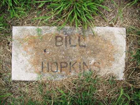 HOPKINS, BILL - Benton County, Arkansas | BILL HOPKINS - Arkansas Gravestone Photos