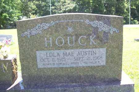 HOUCK, LOLA MAE - Benton County, Arkansas | LOLA MAE HOUCK - Arkansas Gravestone Photos