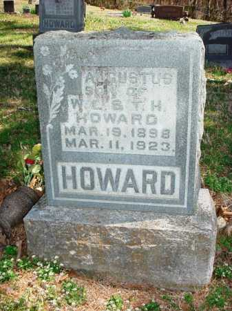 HOWARD, AUGUSTUS - Benton County, Arkansas | AUGUSTUS HOWARD - Arkansas Gravestone Photos