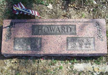 HOWARD, GLADYS M. - Benton County, Arkansas | GLADYS M. HOWARD - Arkansas Gravestone Photos