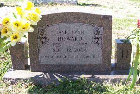 HOWARD, JANET LYNN - Benton County, Arkansas | JANET LYNN HOWARD - Arkansas Gravestone Photos