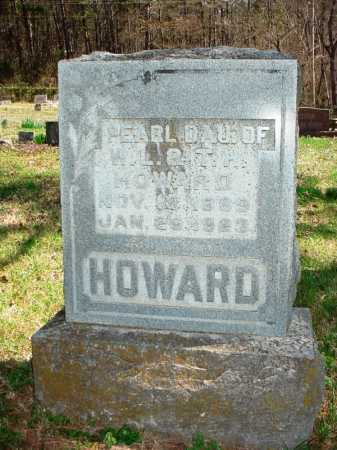 HOWARD, PEARL - Benton County, Arkansas | PEARL HOWARD - Arkansas Gravestone Photos