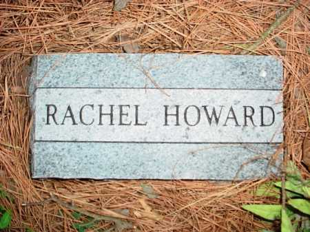 HOWARD, RACHEL - Benton County, Arkansas | RACHEL HOWARD - Arkansas Gravestone Photos