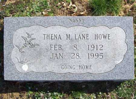 JENNINGS HOWE, THENA MAE - Benton County, Arkansas | THENA MAE JENNINGS HOWE - Arkansas Gravestone Photos