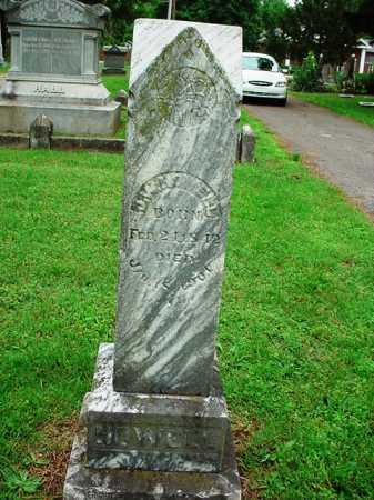 HOWELL, JOHN W - Benton County, Arkansas | JOHN W HOWELL - Arkansas Gravestone Photos