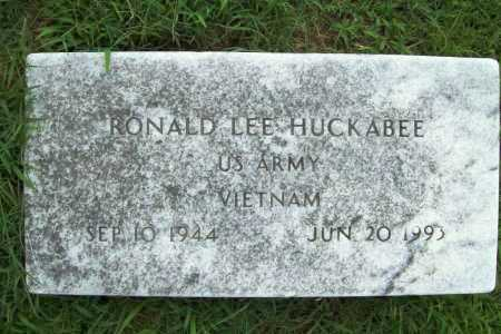 HUCKABEE (VETERAN VIET), RONALD LEE - Benton County, Arkansas | RONALD LEE HUCKABEE (VETERAN VIET) - Arkansas Gravestone Photos