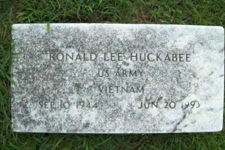 HUCKABEE (VETERAN VIET), RONALD LEE - Benton County, Arkansas | RONALD LEE HUCKABEE (VETERAN VIET) - Arkansas Gravestone Photos