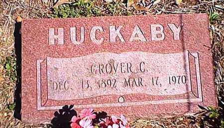 HUCKABY, GROVER CLEVELAND - Benton County, Arkansas | GROVER CLEVELAND HUCKABY - Arkansas Gravestone Photos