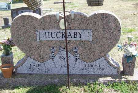HUCKABY, HAZEL L. - Benton County, Arkansas | HAZEL L. HUCKABY - Arkansas Gravestone Photos