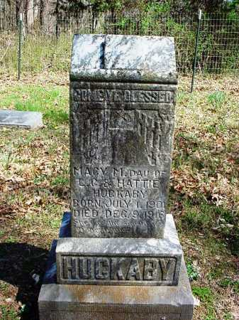 HUCKABY, MACY MAY - Benton County, Arkansas | MACY MAY HUCKABY - Arkansas Gravestone Photos