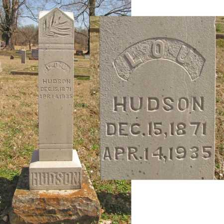 HUDSON, LOU - Benton County, Arkansas | LOU HUDSON - Arkansas Gravestone Photos