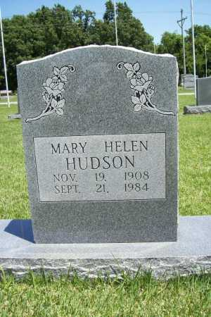 HUDSON, MARY HELEN - Benton County, Arkansas | MARY HELEN HUDSON - Arkansas Gravestone Photos