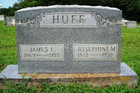 HUFF, JAMES L. - Benton County, Arkansas | JAMES L. HUFF - Arkansas Gravestone Photos
