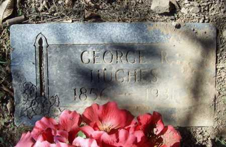 HUGHES, GEORGE R. - Benton County, Arkansas | GEORGE R. HUGHES - Arkansas Gravestone Photos