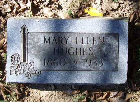 HUGHES, MARY ELLEN - Benton County, Arkansas | MARY ELLEN HUGHES - Arkansas Gravestone Photos