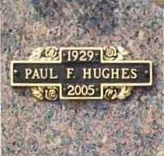 HUGHES (VETERAN KOR), PAUL FRANKLIN - Benton County, Arkansas | PAUL FRANKLIN HUGHES (VETERAN KOR) - Arkansas Gravestone Photos
