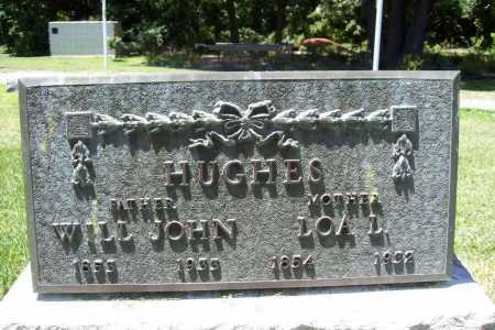 HUGHES, LOA L. - Benton County, Arkansas | LOA L. HUGHES - Arkansas Gravestone Photos