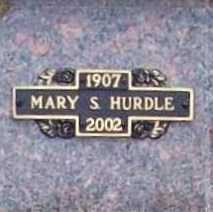 STAFFORD HURDLE, MARY - Benton County, Arkansas | MARY STAFFORD HURDLE - Arkansas Gravestone Photos