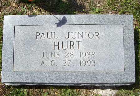 HURT, PAUL JUNIOR - Benton County, Arkansas | PAUL JUNIOR HURT - Arkansas Gravestone Photos