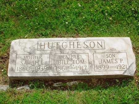 HUTCHESON, JAMES P. - Benton County, Arkansas | JAMES P. HUTCHESON - Arkansas Gravestone Photos