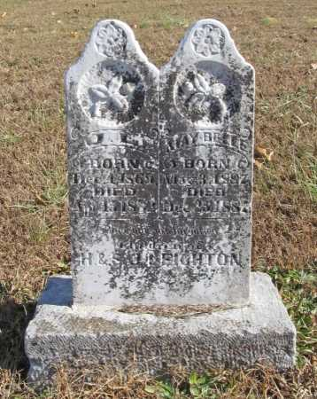 LEIGHTON, S. - Benton County, Arkansas | S. LEIGHTON - Arkansas Gravestone Photos