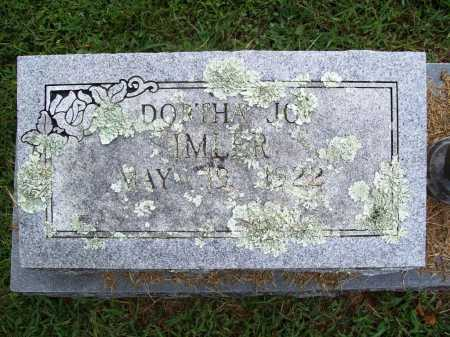 RUBLE IMLER, DORTHA JO - Benton County, Arkansas | DORTHA JO RUBLE IMLER - Arkansas Gravestone Photos