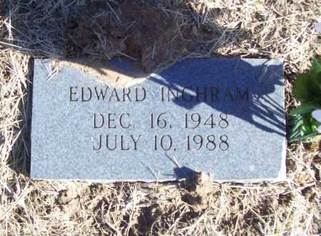 INGHRAM, EDWARD - Benton County, Arkansas | EDWARD INGHRAM - Arkansas Gravestone Photos