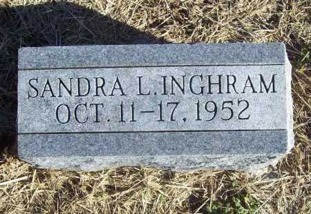 INGHRAM, SANDRA L. - Benton County, Arkansas | SANDRA L. INGHRAM - Arkansas Gravestone Photos