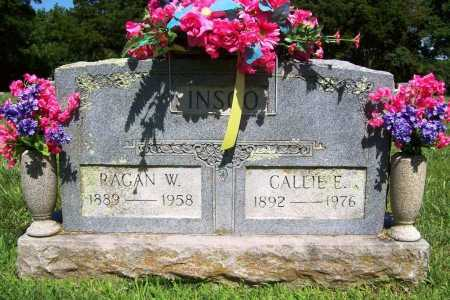 INSCO, CALLIE ELEANOR - Benton County, Arkansas | CALLIE ELEANOR INSCO - Arkansas Gravestone Photos