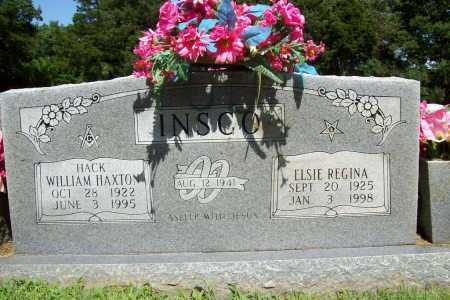 INSCO, ELSIE REGINA - Benton County, Arkansas | ELSIE REGINA INSCO - Arkansas Gravestone Photos