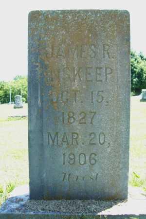 INSKEEP, JAMES R. - Benton County, Arkansas | JAMES R. INSKEEP - Arkansas Gravestone Photos